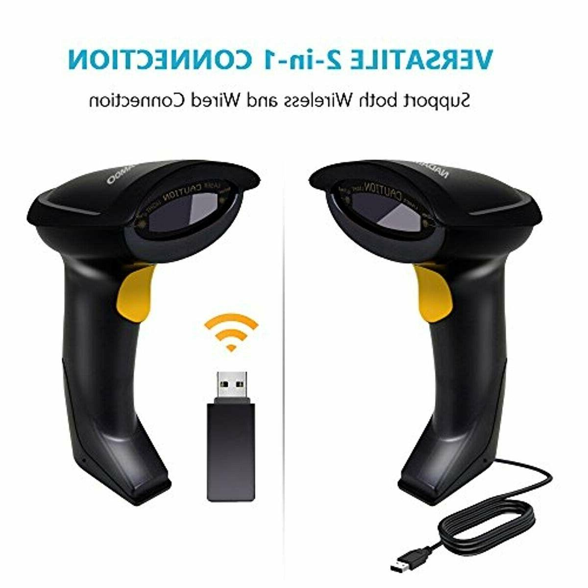 NADAMOO Wireless Scanner