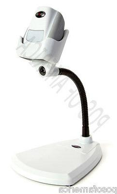 Code 2D 1D Postal CR1000 POS Retail Barcode Scanner with Sta