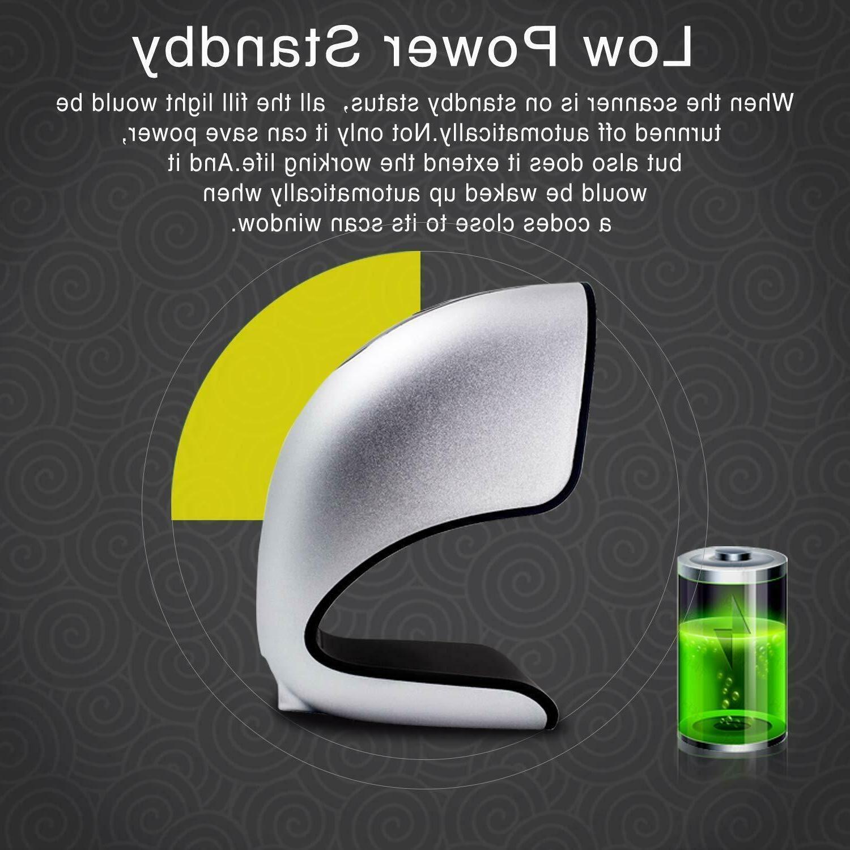2D Omnidirectional Hands-Free BSR-9208