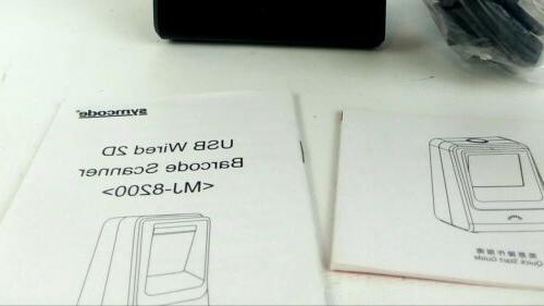 2D USB Barcode