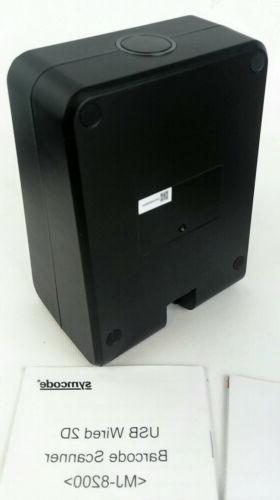 2D Scanner,Symcode Barcode