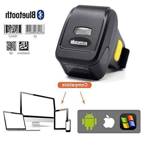 2D Ring Scanner,Symcode Mini Reader