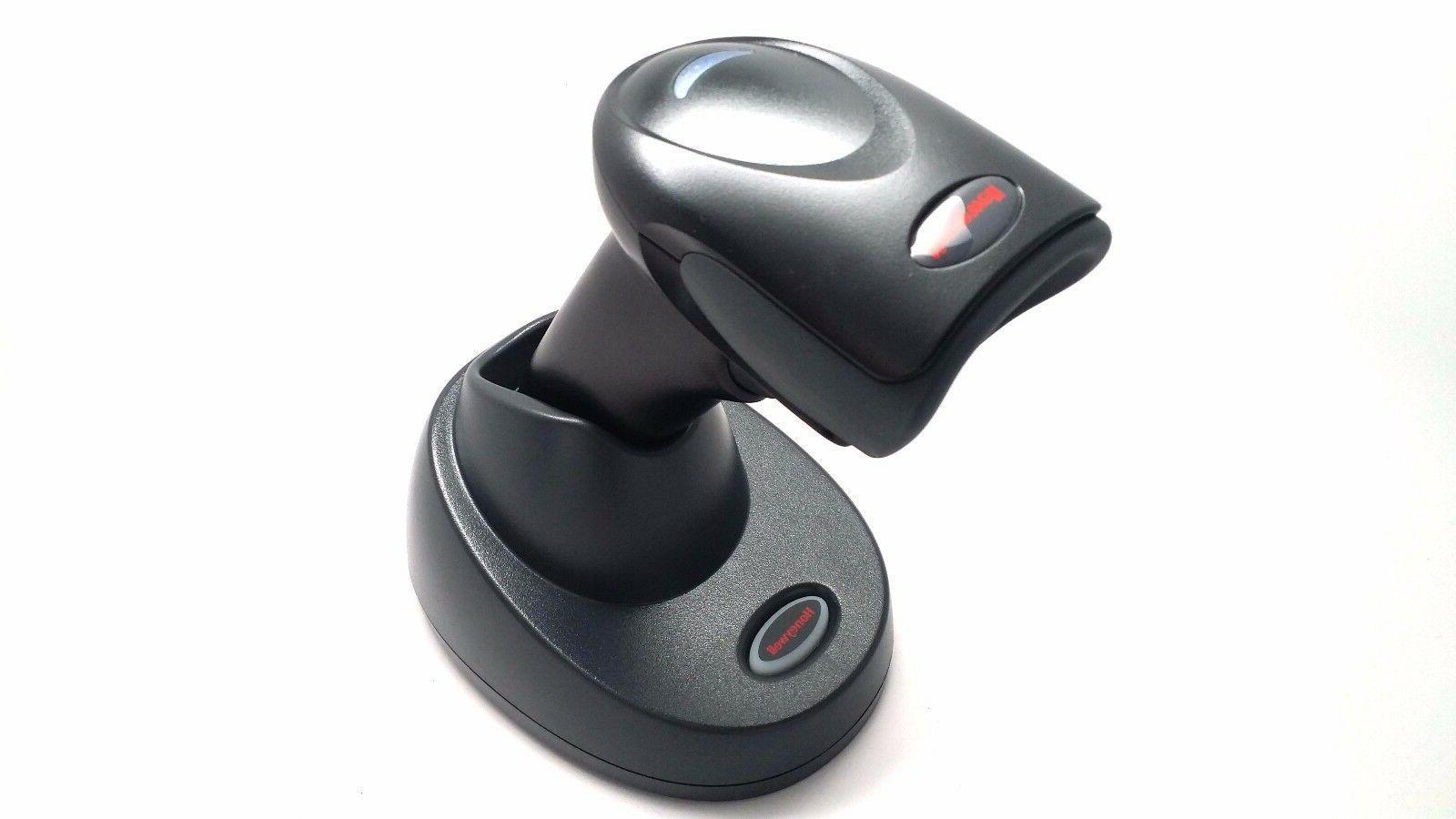 2d wireless area imaging scanner