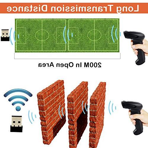 2D Wireless Barcode Datamatrix QR and Mac Linux POS