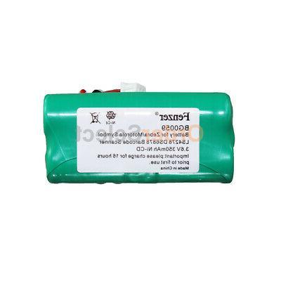 Battery LI4278 D56878 K35466 Symbol Scanner 3.6V
