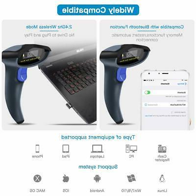 1D/2D Wireless Barcode W8-X