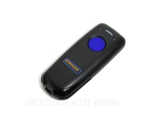 Nadamoo Scanner Bluetooth 2.4GHz Wireless Wired Bar Code Reader
