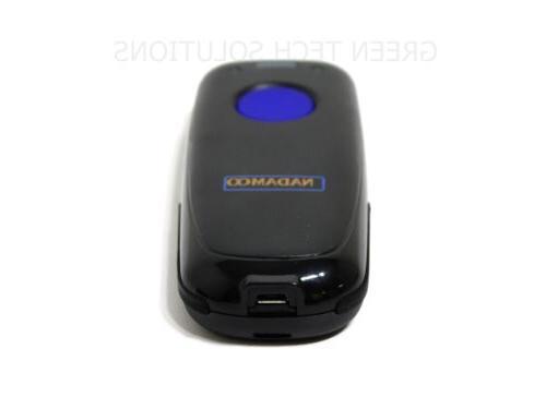 Nadamoo Barcode Scanner Bluetooth Wired Code