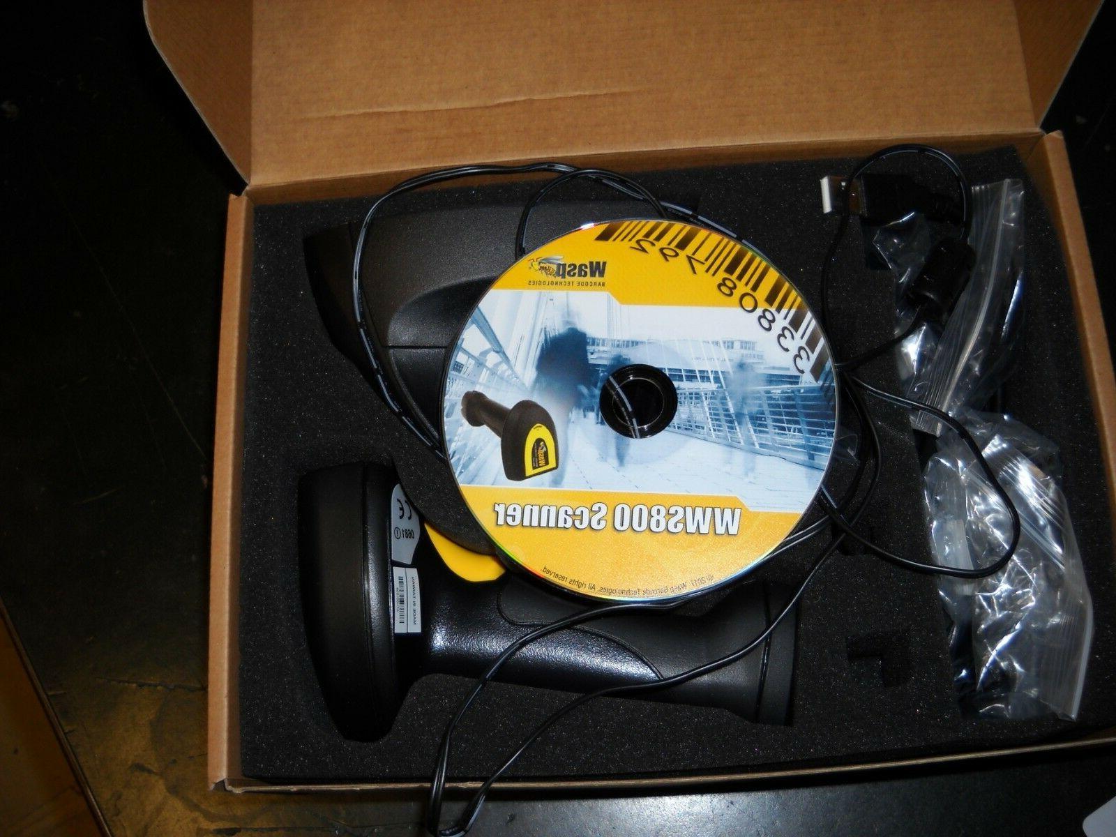 633808920128 wws800 wireless barcode scanner