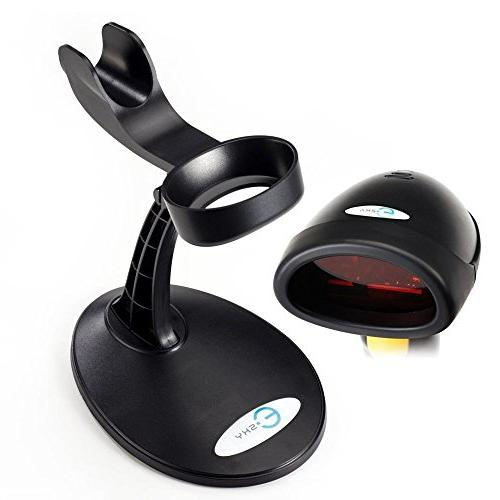 Esky USB Automatic Barcode Scanner/Reader With