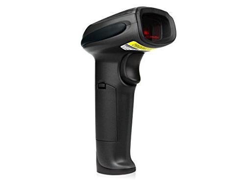 Barcode Code Scanner 32-bit Moveable, Laser, USB Optional, Long-Range