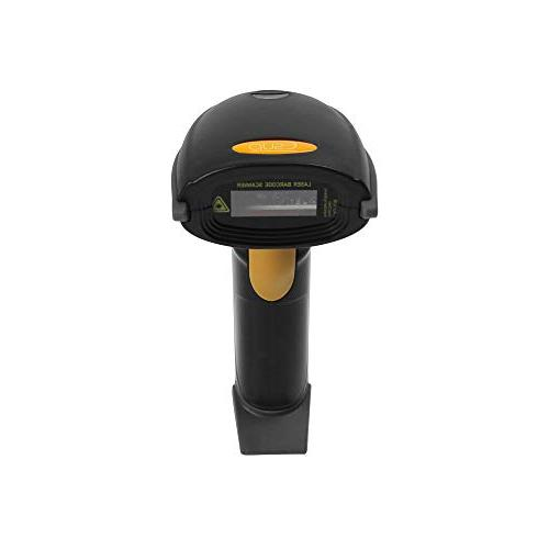 Wired USB Laser Barcode Scanner With Cable
