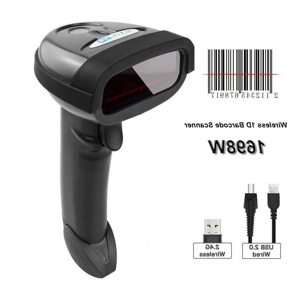 Automatic Laser Scanner Reader