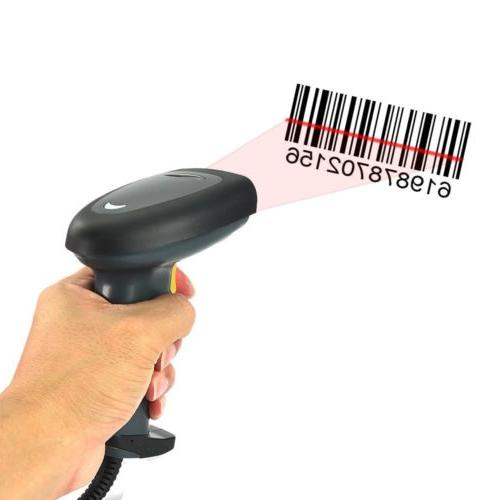 Automatic Scanner Gun Reader Wireless