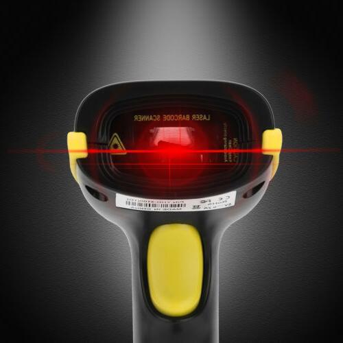 Automatic Laser Scanner Bar Reader