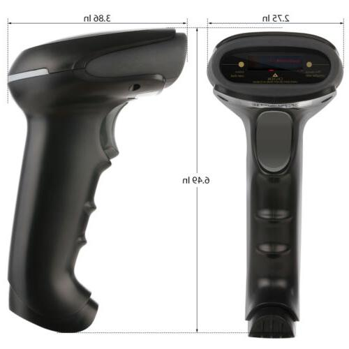 Automatic Wireless Bluetooth Barcode Bar Reader
