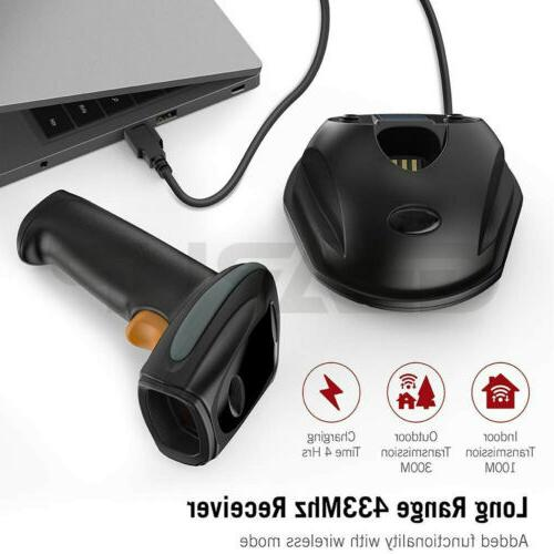 Automatic Wireless/Wired Scanner Cable