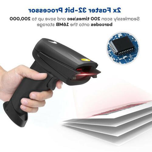 Automatic Bluetooth Scanner Gun