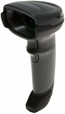 Zebra bar code reader white model DS4308-USBR Symbol old Mot