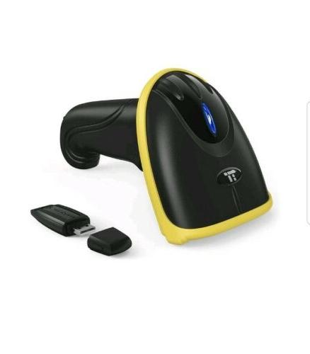 barcode scanner 2 4ghz wireless and wired