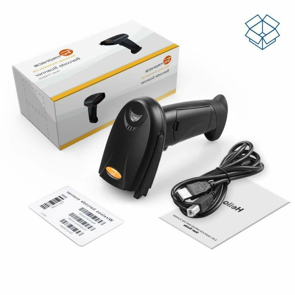 barcode scanner 2 in 1 bluetooth