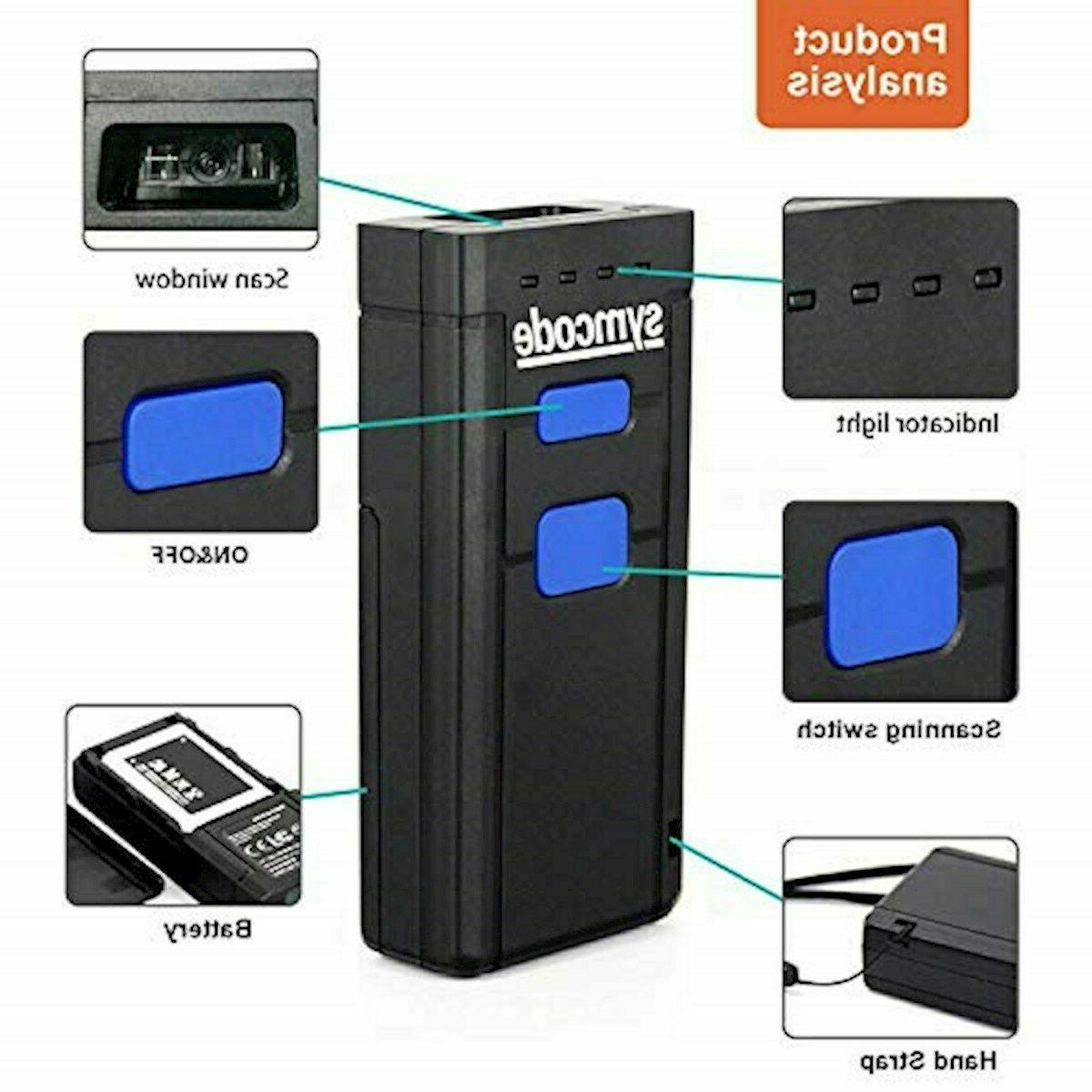 BARCODE Wireless USB Portable -