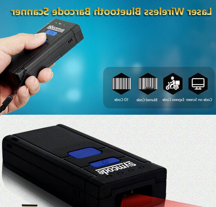 BARCODE SCANNER Wireless USB Laser -
