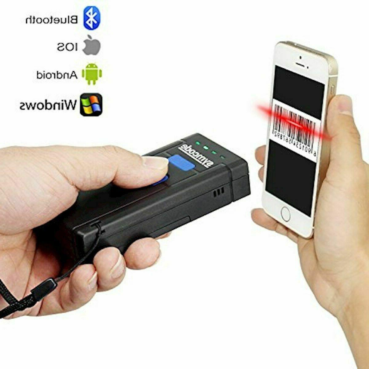 BARCODE SCANNER USB - Symcode MJ-2877