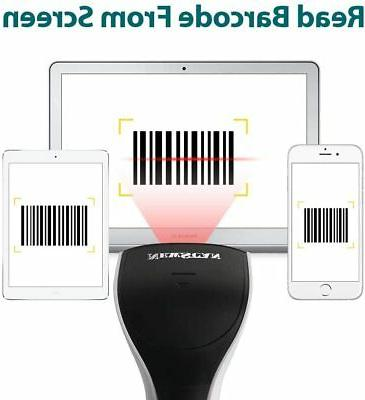 Newscan Scanner 2-in-1 1D