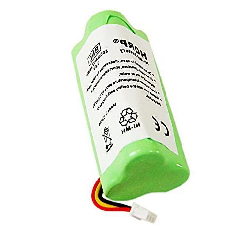 HQRP Motorola LS4278-M BTRY-LS42RAAOE-01 K35466 Code Scanner + HQRP
