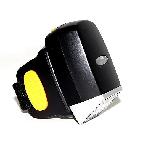 NETUM Bluetooth Barcode Scanner, 1D 2D Reader,Supports PDF417 Code System with Receiver NT-R2