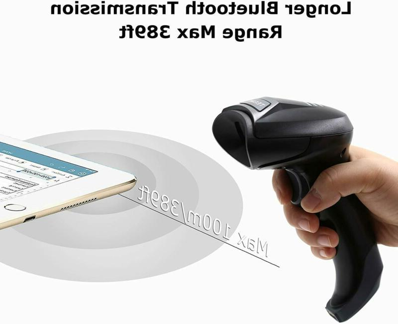 Teemi Barcode Scanner, Wall Usb Cradle And
