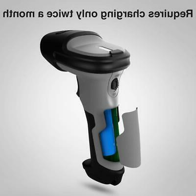 Inateck Bluetooth Barcode Scanner, and Precise