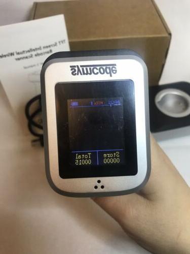 Bluetooth Barcode & Docking 3-in-1 Bluetooth &