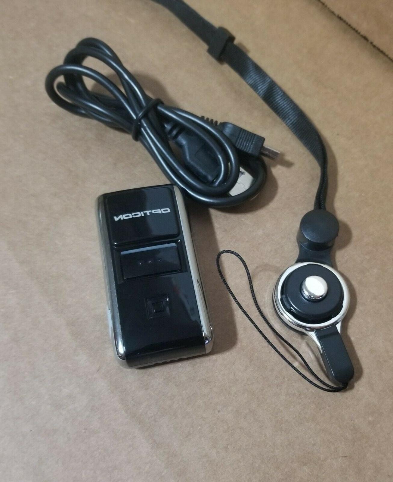 bluetooth wireless barcode scanner opn 2002n new