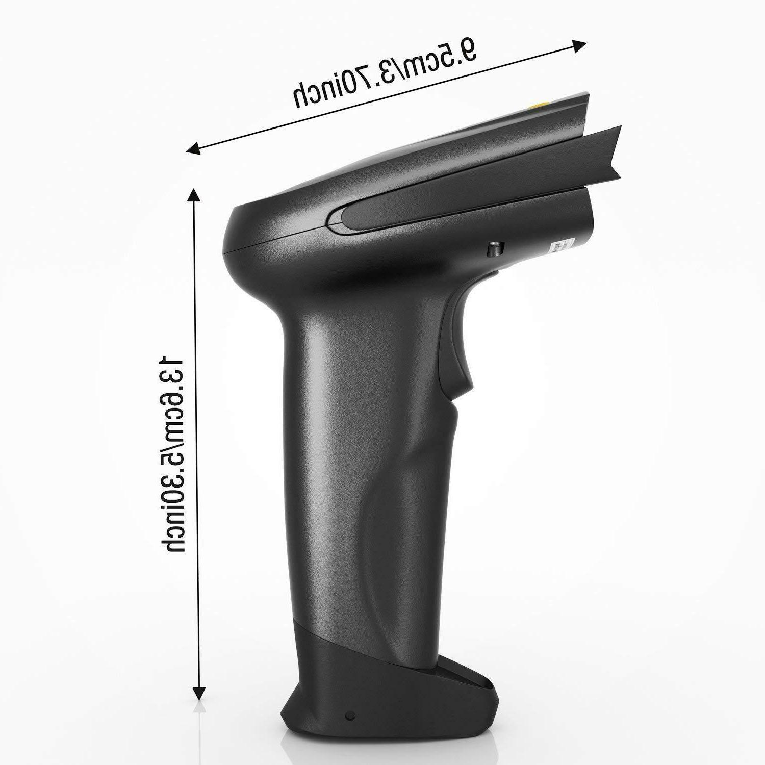 BRAND NEW! 2.4G Wireless Handheld Barcode Scanner