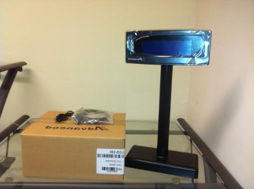 Cash Receitp Printer Scanner USB and Pole 4 Item This Is a Combo Compatible /32 or Bit