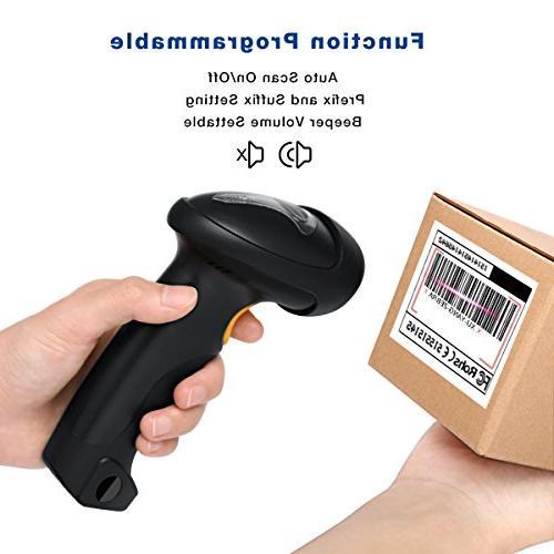 BLUEHRESY Barcode Scanner