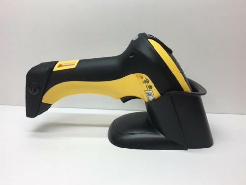DATALOGIC 910 MHZ Scanner, BC9030 Charging Base & Battery