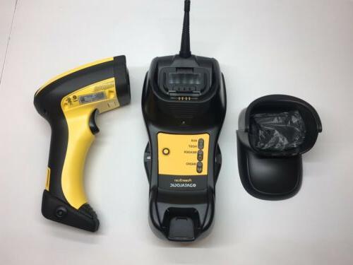 DATALOGIC PM9500 910 MHZ Scanner, Base Battery