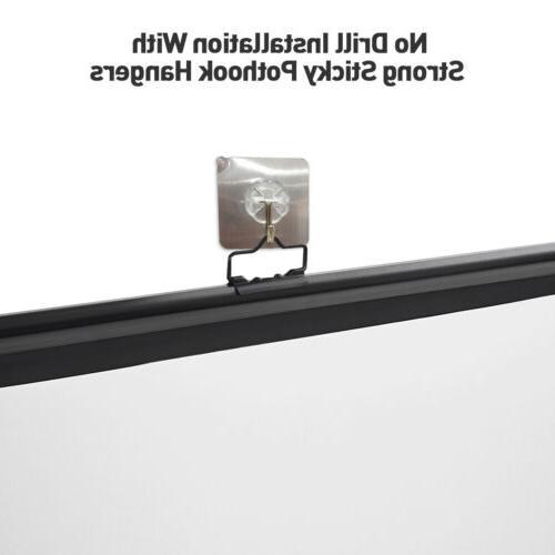 "120"" Projector Wall"