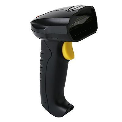 handheld usb barcode scanner wired laser 1d