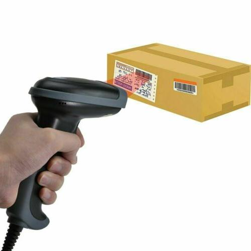 Handheld USB Wired Scanner QR Code POS