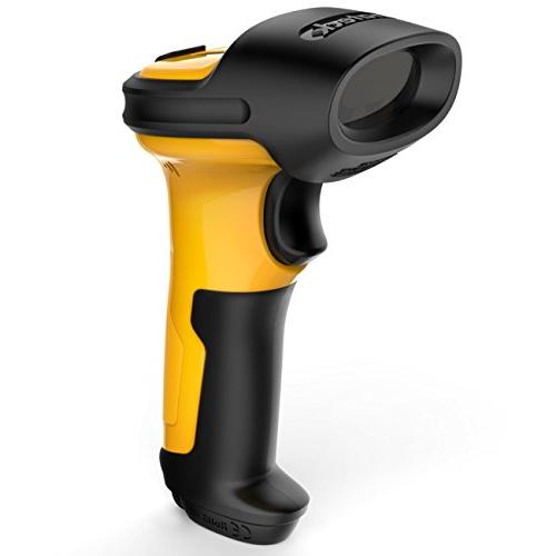 Inateck Wireless Barcode Scanner, 2600mAh 60m and Time 1 Month, P6