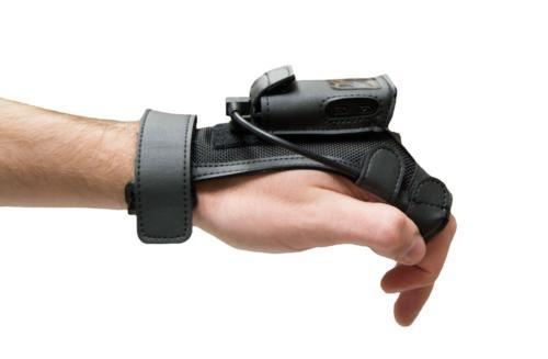 KOAMTAC KDC200 Finger Trigger Glove - Right Medium