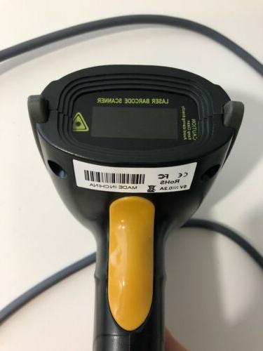 Laser Barcode Scanner USB