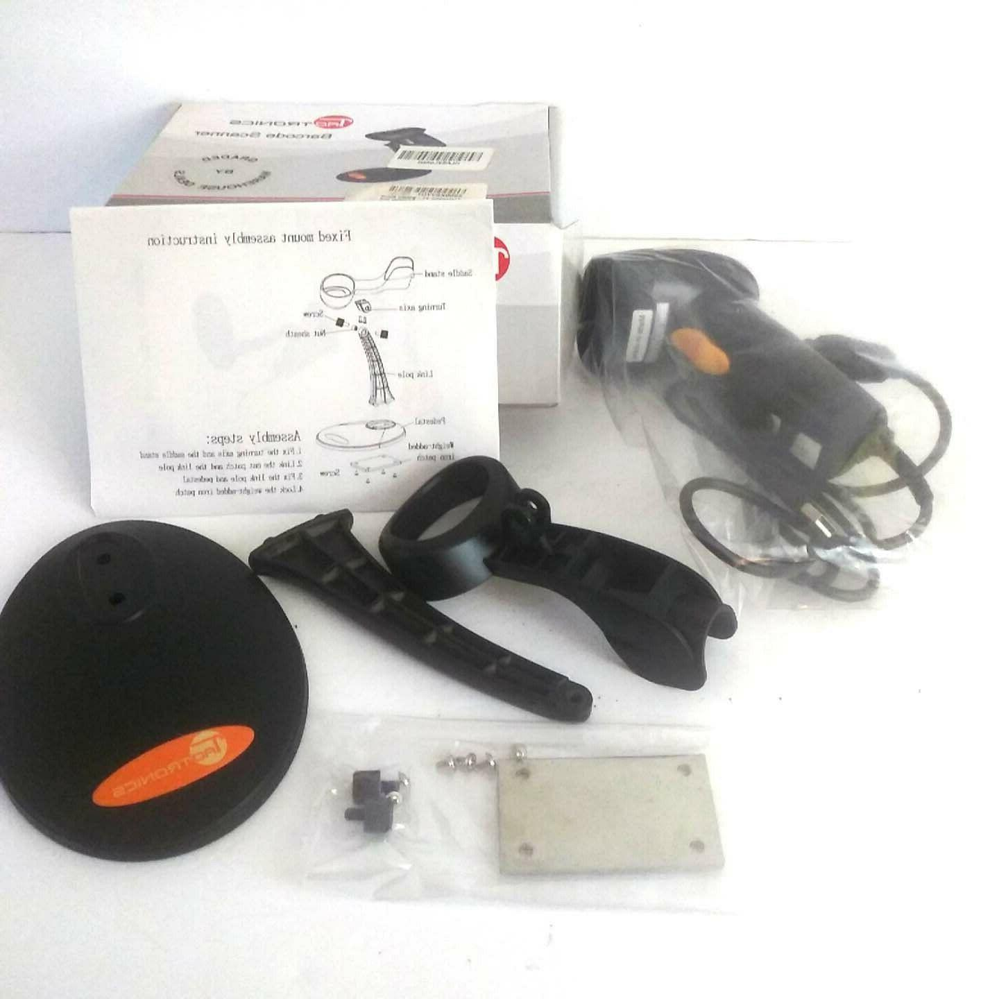TaoTronics Scanner Wired