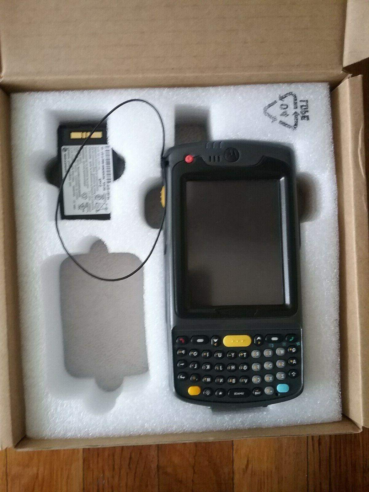 mc7090 mobile handheld computer barcode scanner w