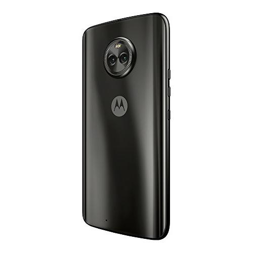 "Motorola 4G LTE 64GB 5.2"" RAM Factory Unlocked Super Black"