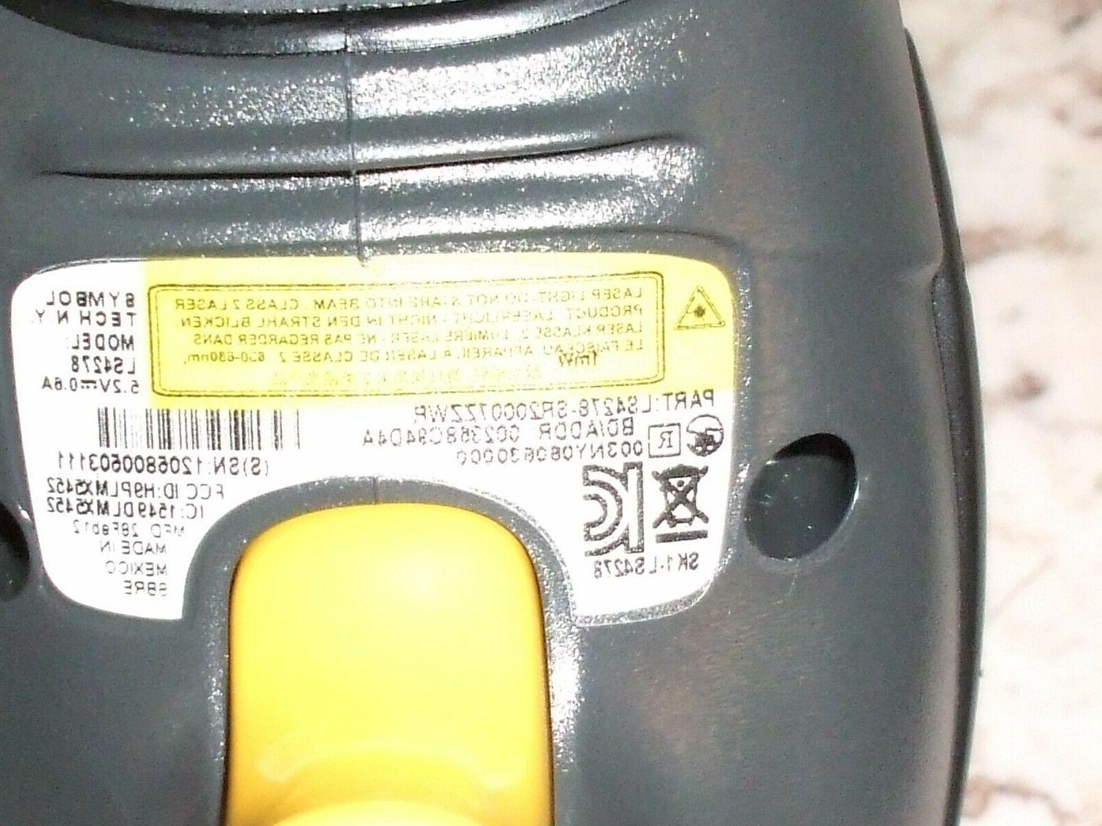 Motorola Scanner Wireless with